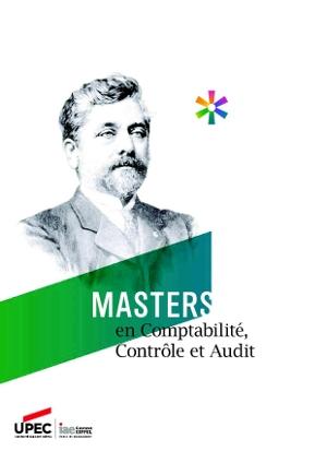 Master IAE mention comptabilité, contrôle, audit : plaquette de présentation